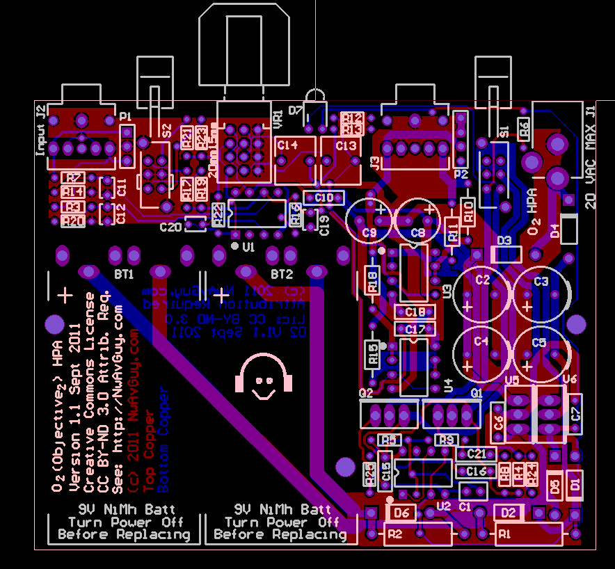 O2 v1.1a PCB Gerbers