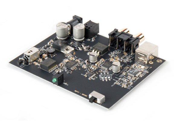 OL DAC - Printed Circuit Board